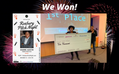 Coils To Locs Wins Local Pitch Competition