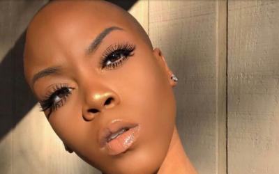 Women Who Dare To Show That Bald Is Beautiful
